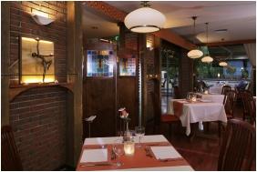 Restoran, Hotel Charles, Budimpesta