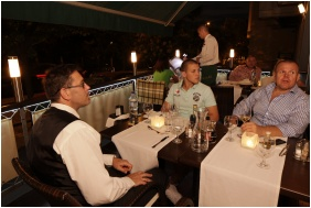 Restaurant - Hotel Charles
