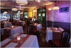 Hotel Charles, Restaurant - Budapesta