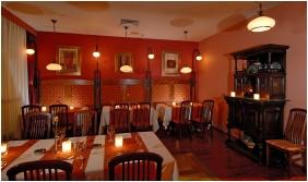 Restaurant, Hotel Charles, Budapesta