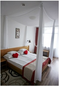 Honeymoon suite, Hotel Claudius, Szombathely