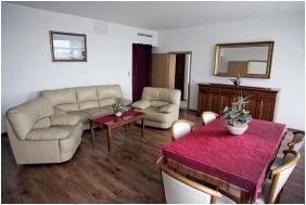 Hotel Claudius, Lakosztály - Szombathely
