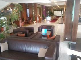 Hotel Claudius, Reception area - Szombathely