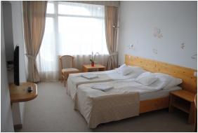 Hotel Claudius, Sleeping room