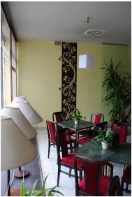 Reception area - Hotel Claudius