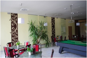 Reception area, Hotel Claudius, Szombathely