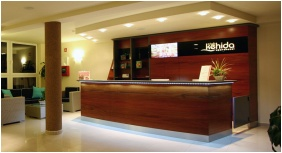 Reception, Kehida Family Resort, Kehidakustany