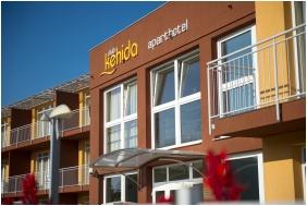 Kehida Family Resort, Exterior view