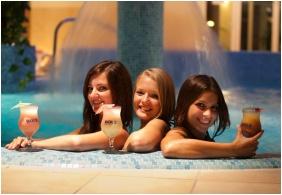 Kehida Family Resort, Outside pool - Kehidakustany