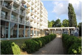 Building - Hotel Europa & Hungaria Siofok