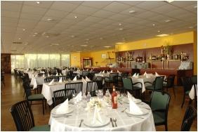 Restaurant, Hotel Europa & Hungaria Siofok, Siofok