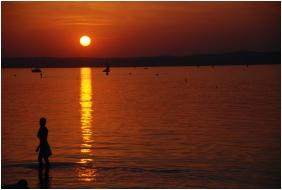 Sunset, Hotel Europa & Hungaria Siofok, Siofok