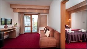 Hotel Corvus Aqua, Oroshaza, Suite