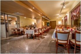 Hotel Corvus Aqua, Oroshaza, Restaurant