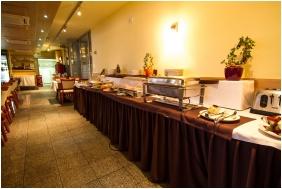 Hotel Corvus Aqua, Restaurant - Oroshaza
