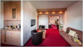 Hotel Corvus Aqua, Deluxe szoba