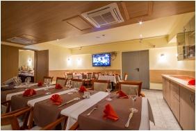 Banquet hall, Hotel Corvus Aqua, Oroshaza
