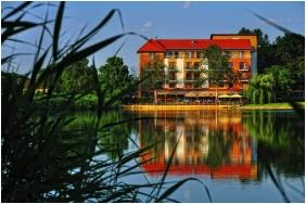 Épület - Hotel Corvus Aqua