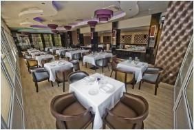 Restaurant, Hotel Delibab, Hajduszoboszlo