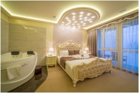 Hotel Delibab, Hajduszoboszlo, Sleeping room