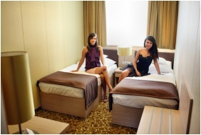 Economy double room, Hotel Delibab, Hajduszoboszlo