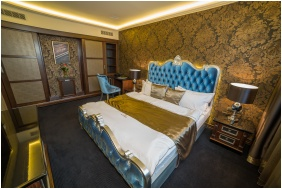 Sleeping room, Hotel Delibab, Hajduszoboszlo