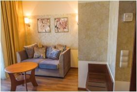Living room, Hotel Delibab, Hajduszoboszlo