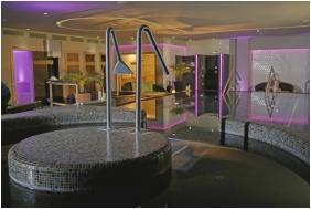 Adventure pool, Hotel Delibab, Hajduszoboszlo