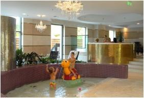 Children's pool, Hotel Divinus, Debrecen