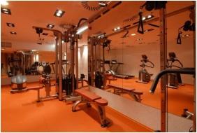 Fitness terem - Hotel Divinus