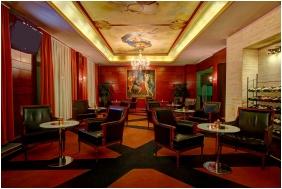 Bar, Hotel Dıvınus, Debrecen