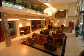 Hotel Dıvınus, Lobby - Debrecen