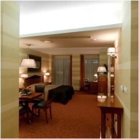 Hotel Divinus, Deluxe szoba