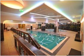 Adventure pool, Hotel Eer & Park, Eer