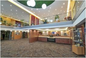 Hotel Eger & Park, Recepció - Eger