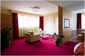 Nászutaslakosztály, Erdőspuszta Club Hotel, Debrecen