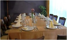 Étterem, Erdőspuszta Club Hotel, Debrecen