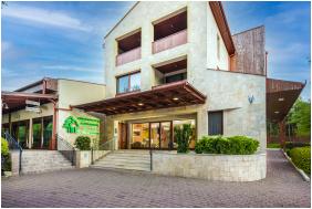 Épület - Erdőspuszta Club Hotel