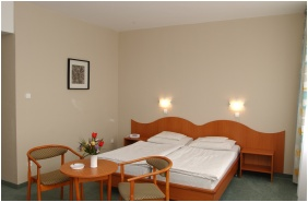Hunguest Hotel Erkel, Twin room - Gyula