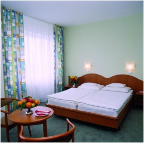 Hunguest Hotel Erkel, Twin room