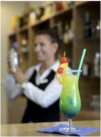 Hunguest Hotel Erkel, Bar - Gyula