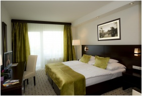 Hunguest Hotel Erkel, Kétágyas szoba