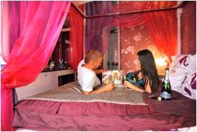 Honeymoon suıte, Hotel Erzsebet, Hevız