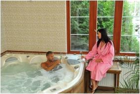 Whırl pool - Hotel Erzsebet
