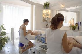 Treatment, Hotel Erzsebet, Hevız