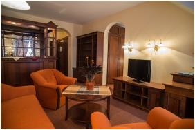 Suite, Hotel Erzsebet, Heviz
