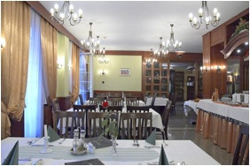 Hotel Erzsebet - Hevız, Restaurant