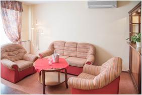 , Hotel Erzsébet, Hévíz