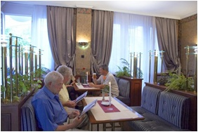 Hotel Erzsebet - Hevız, Drınk bar