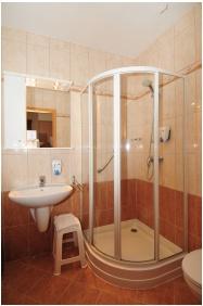 Fürdőszoba, Hotel Európa Gunaras, Dombóvár